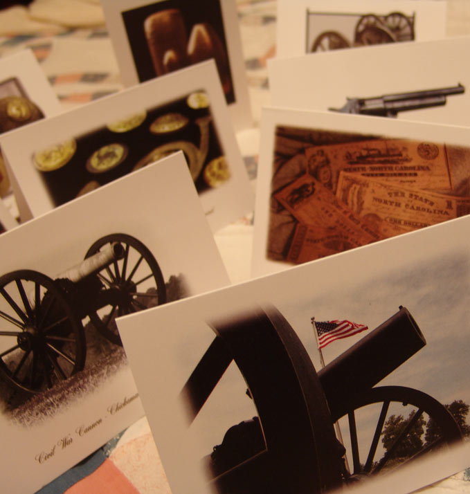 Civil War Era Note / Greeting Cards